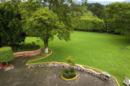 Quinta with Temazcal ideal for Retreats & Events.
