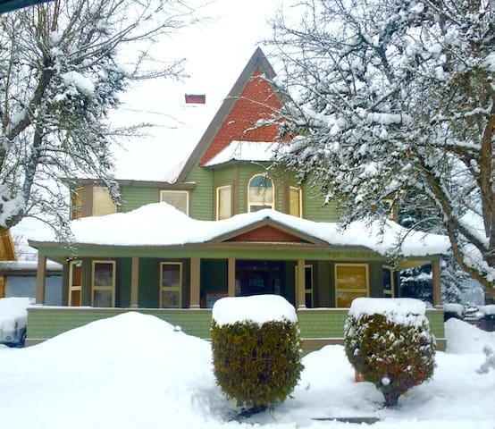 Caribou House downtown Revy - Revelstoke