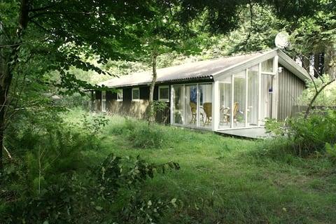 Hyggeligt billigt Sommerhus ved Løkken