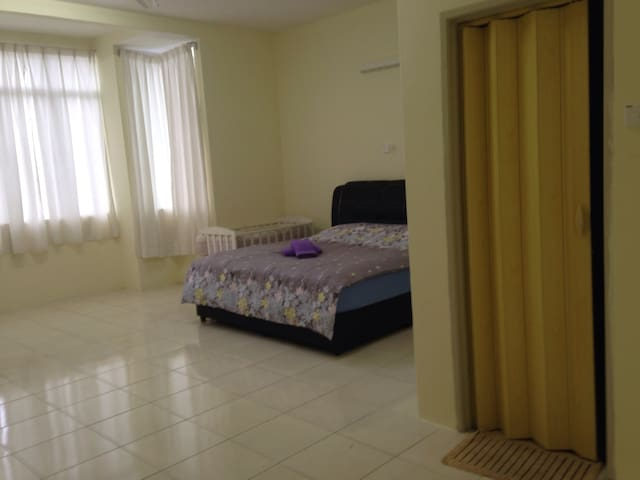 Cozy and spacious Stay @ Kuala Ibai K.Terengganu