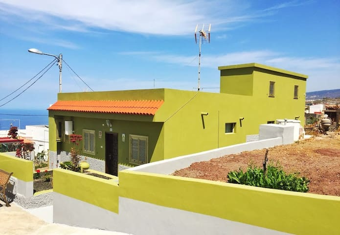Spectacular Country House Verde Ocean View Terrace - Adeje - House
