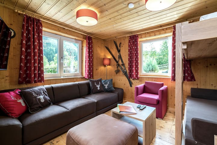 Luxurious Holiday Home in Saalbach-Hinterglemm with Terrace