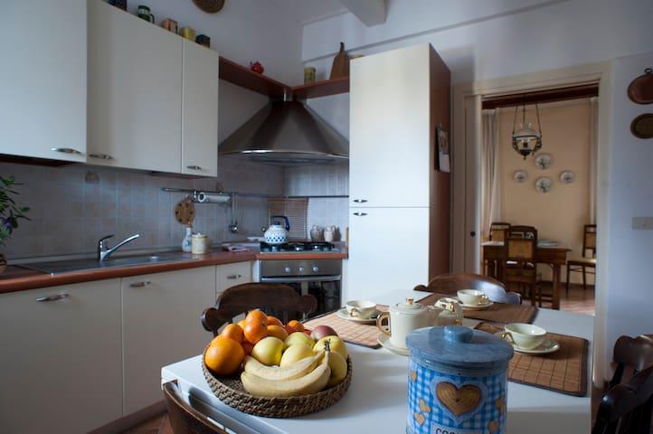 Casa della Nonna - Poppi - Apartemen