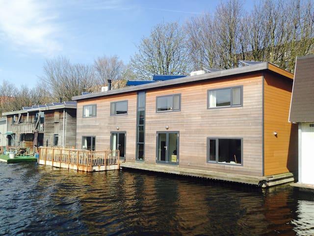 The Modern Water Retreat
