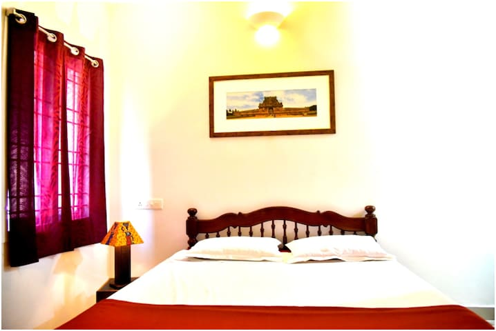 Cozy room in Auroville - IN - House