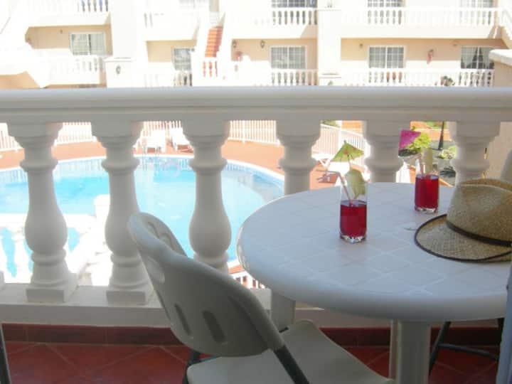 NATURA FUERTE: Private,  quiet flat near the beach
