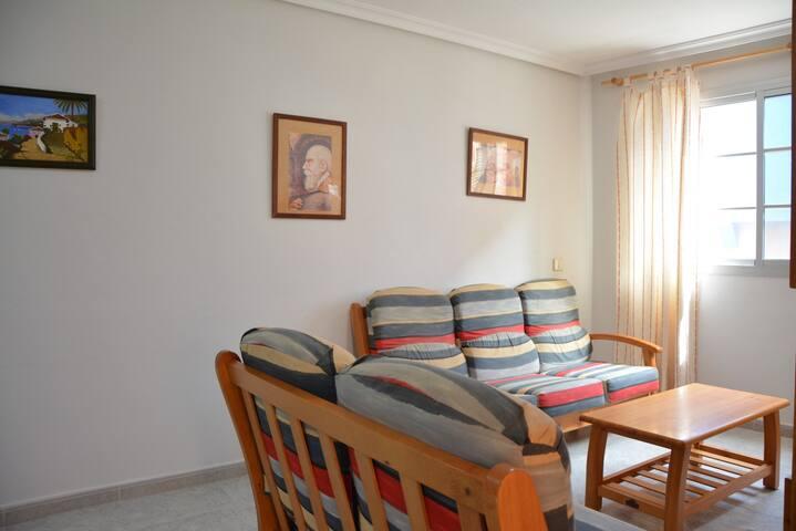 Apartment in La Garita with Excellent Links. - La Garita - Pis