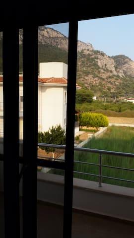Mooie appartement met uizicht op zee - Oren - Apartemen