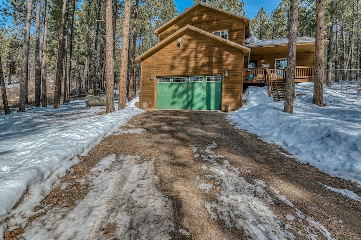 Welcoming Dog-Friendly Home w/ Free WiFi, Private Washer/Dryer, & Gas Fireplace