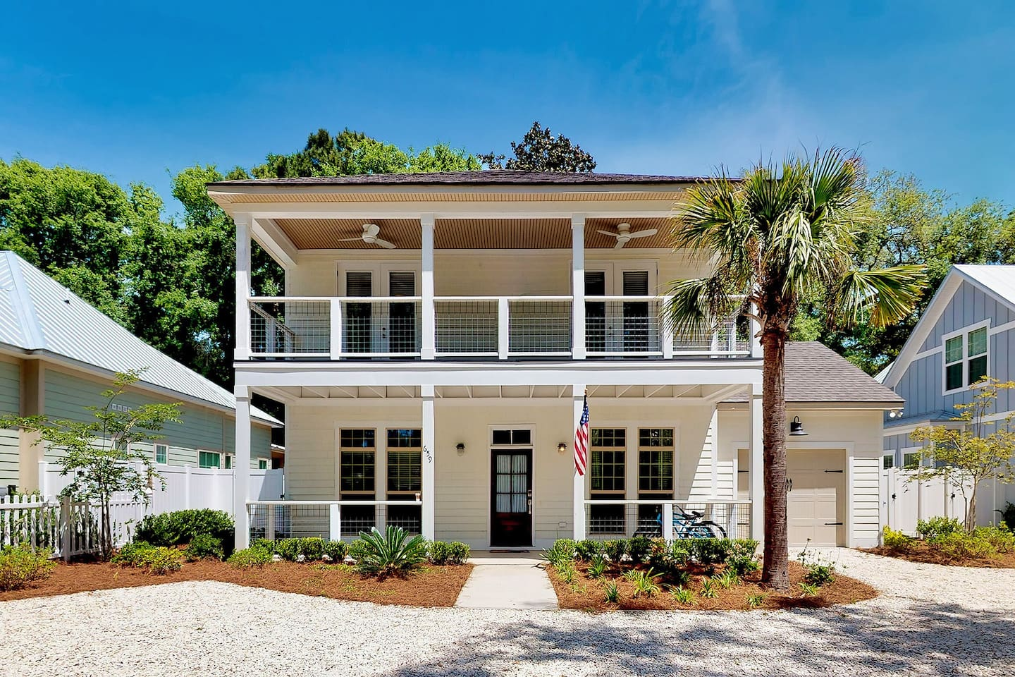 New Construction Coastal Cottage as Seen on HGTV!