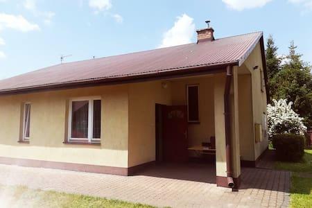 Domek nad Tanwią