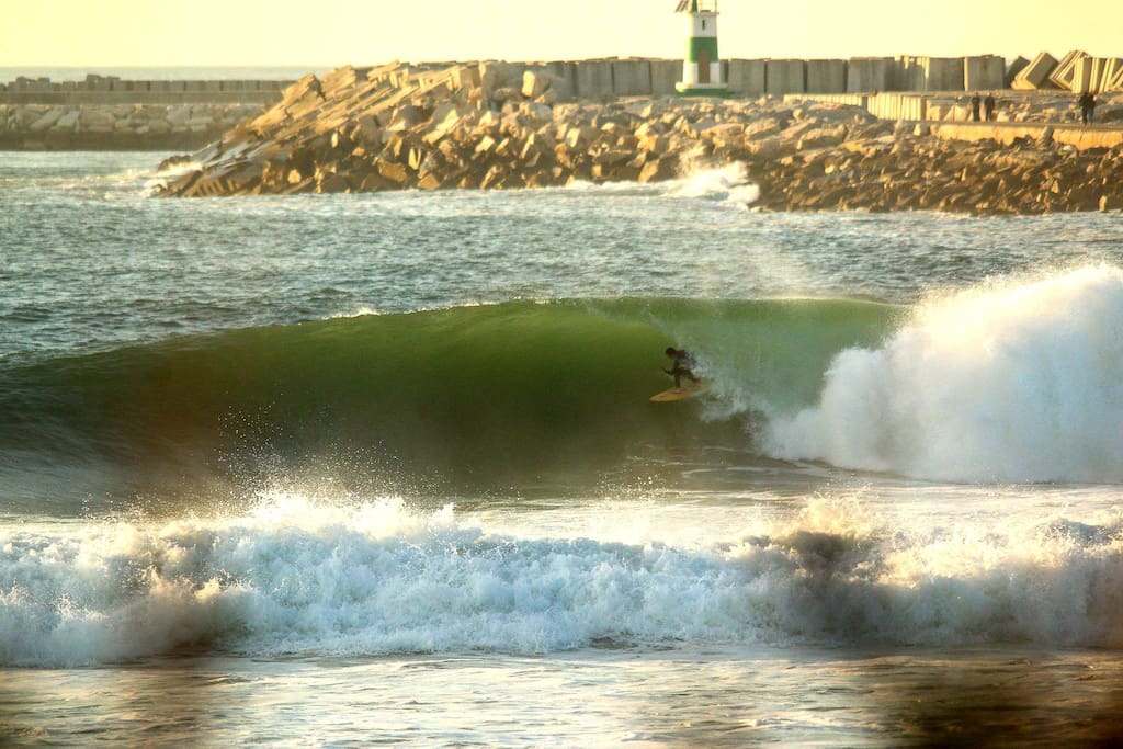 Local ideal para surf!