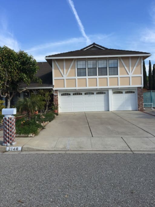 Extremely quiet and family-friendly neighborhood. Plenty of street parking.