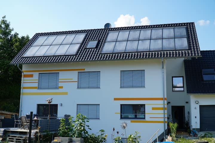 Geräumige Wohnung für 2/4 Personen - Landshut