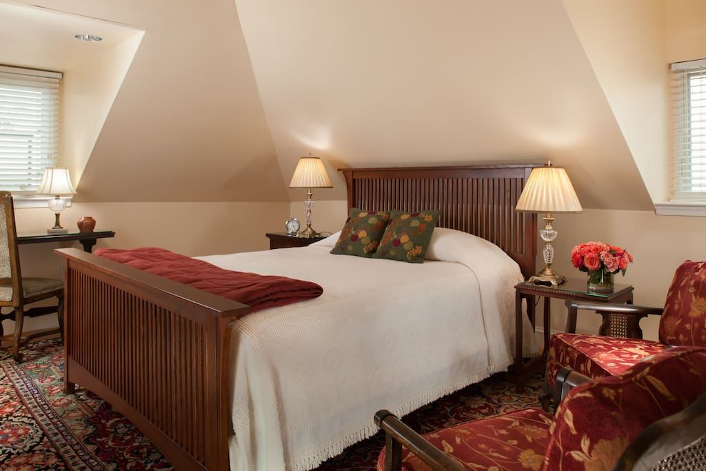 Welcome to Woodley Park Guest House. We are a Full service bed and breakfast in Washington DC.