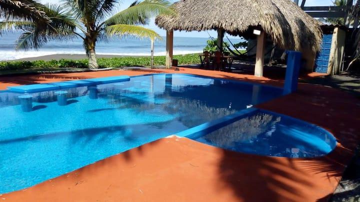 Playa Paraiso 1, Monterrico