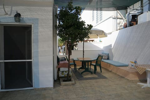 The Cycladic House in Ag. Oros