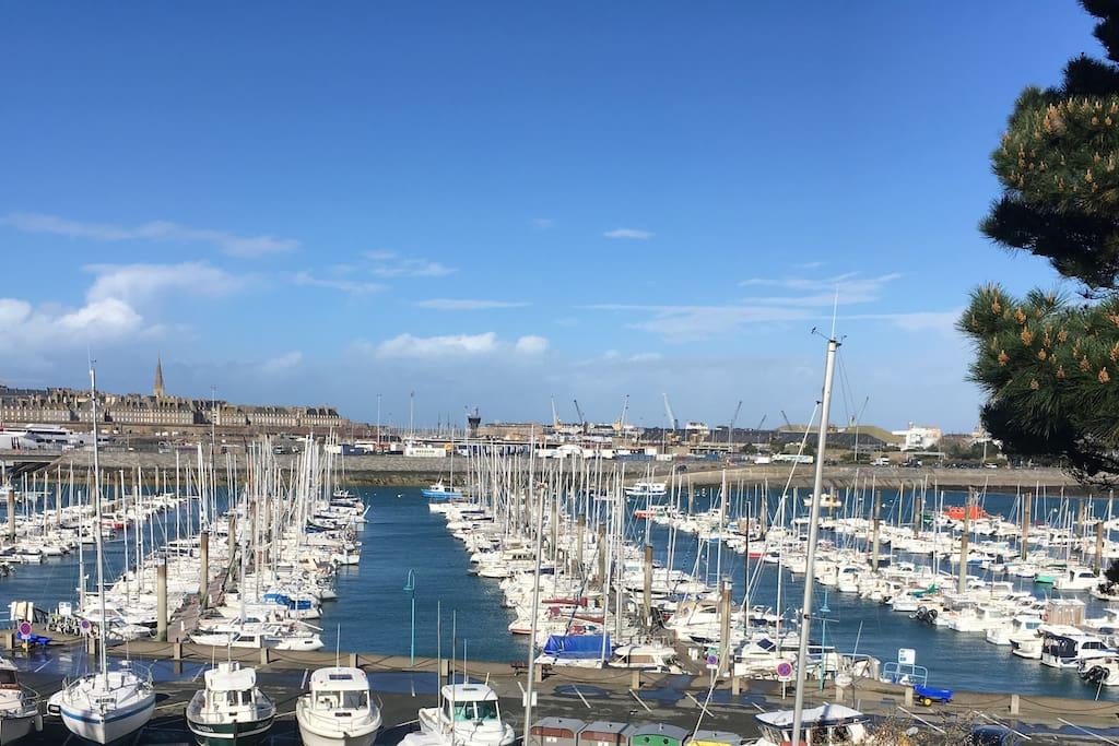 Le Port des Bas Sablons