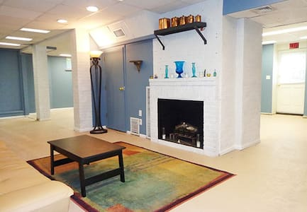 Beautiful warm relaxing private - Englewood - Apartment