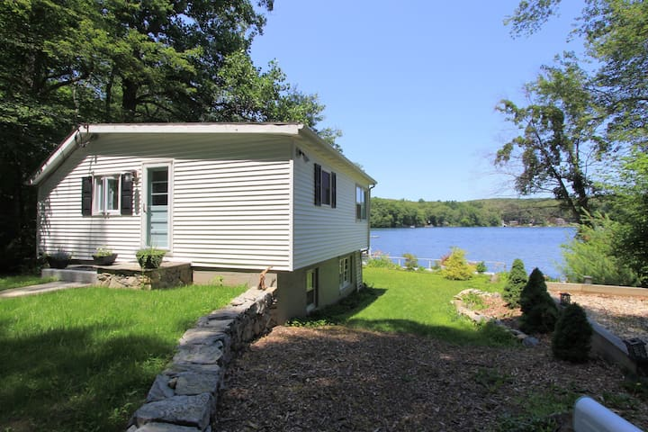 Charming lake House 1 hour from NYC - Putnam Valley - Maison