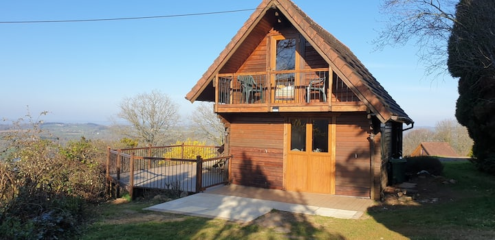 3 Bed Lodge/Chalet -Stunning Views of Lake Dathee
