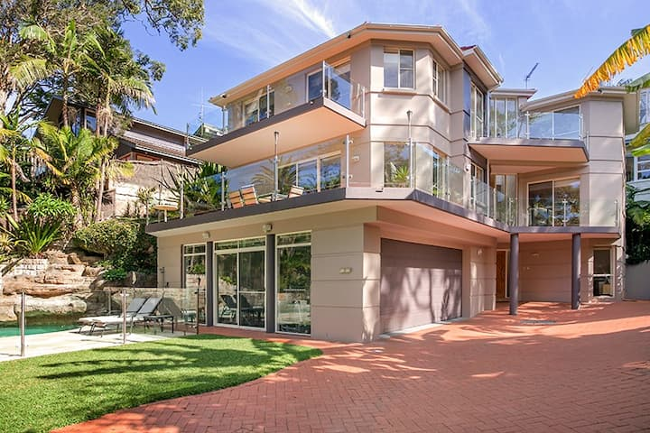 Balmoral Beach Luxury(Newly rennovated from 10/20)