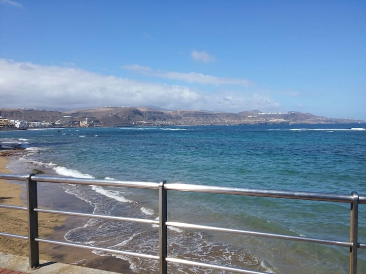 Canteras Beach Studio. WIFI.