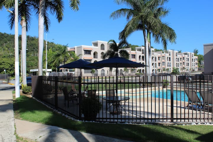 Caribbean Beachfront Penthouse Condo