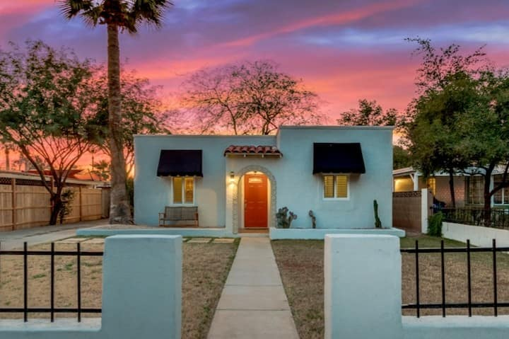 Charming historic home in the heart of Phoenix