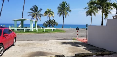 Beachfront perfect for short or longterm rental.