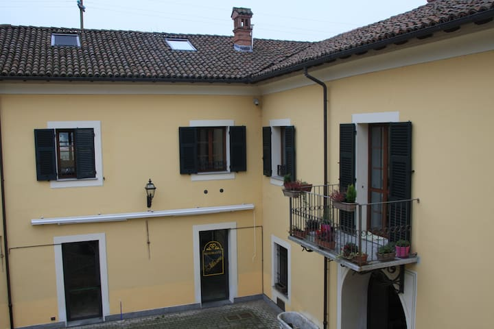 Guest House La Masseria - Serravalle Scrivia - Bed & Breakfast