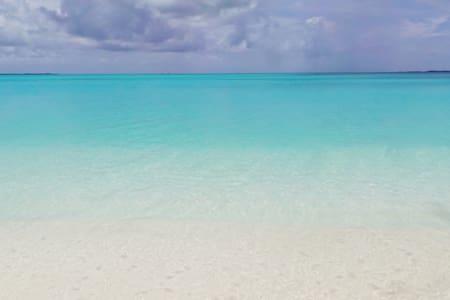 Beach Villa . 2 Bedrooms. Best views. Sugar Sands. - Villa