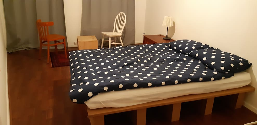 Ecological Double Room, walk distance to center