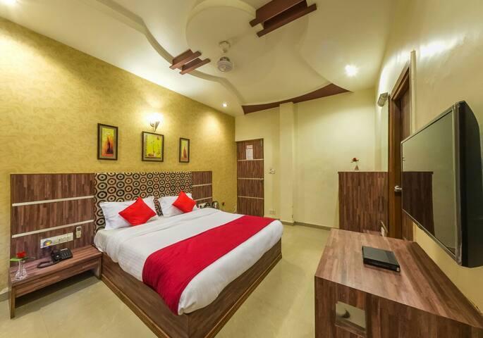 Super Deluxe Room - Ahmedabad - Chambre d'hôtes