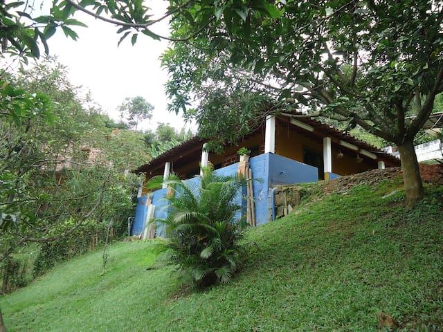 Cabaña campestre en Girardota. - Medellín - Alojamento ecológico