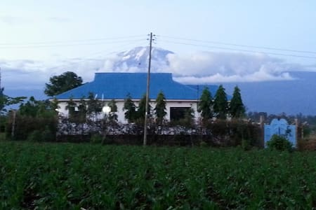 Kilimanjaro view - Bed & Breakfast
