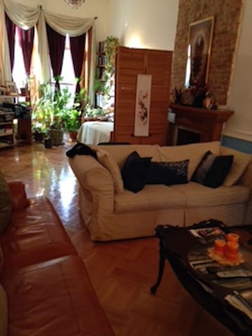 Private Parlour Floor - Brooklyn - House