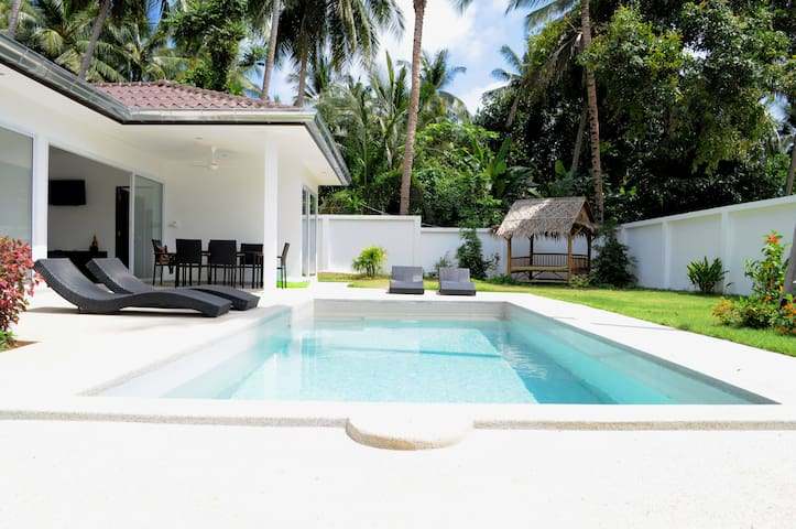 Family Pool Villas 3 bedrooms Lamai - Ko Samui - House