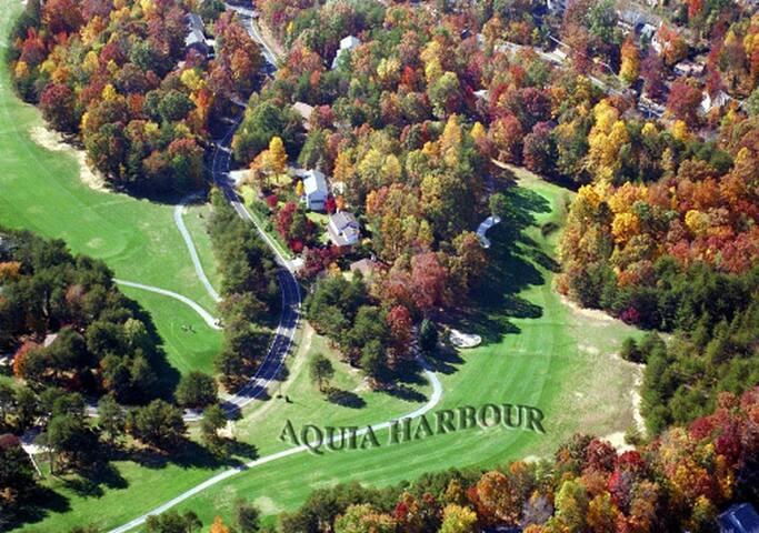Perfect for Couples, Private RV on Golf Course - Stafford - Lakókocsi/lakóautó