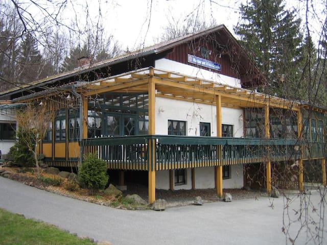 Waldcafe Ap02, 76qm bis 6 Pers