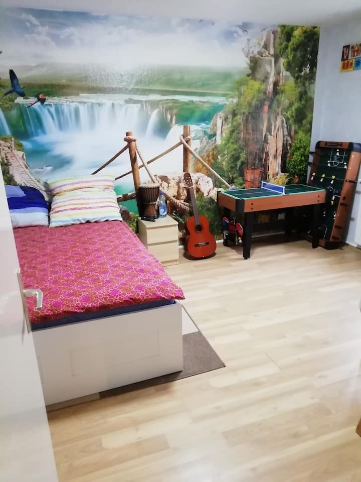Super Cosy Room within Mainz city centre