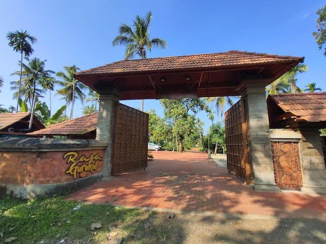 Chembarathy Cottage Room@ Rasa Gurukul