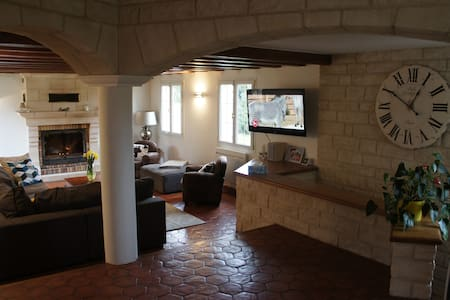 La villa Chantilly - Gouvieux