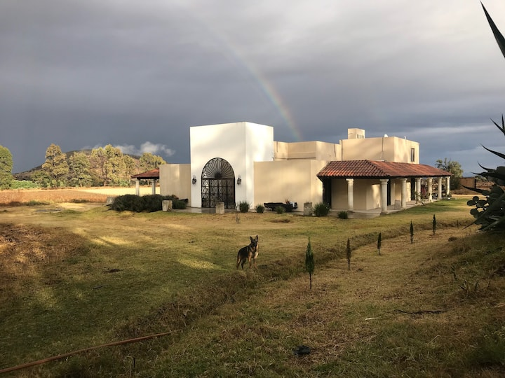 Cómoda Habitación en Rancho la Toscana Polotitlán