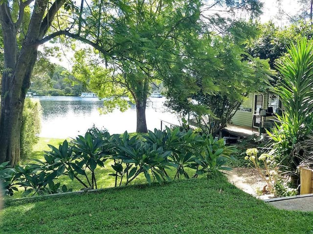 Absolute Riverfront Private Hideaway (new listing)