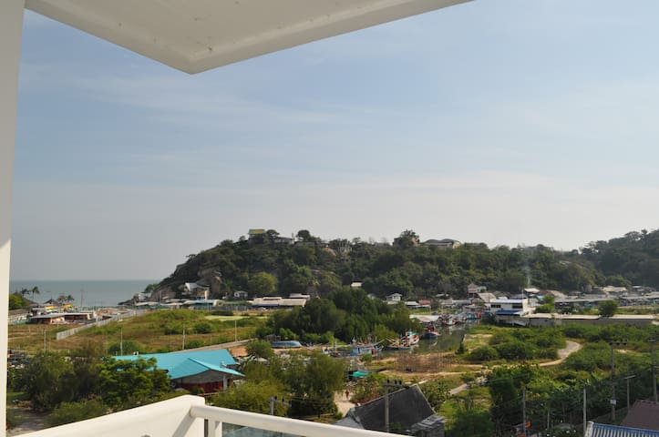 Ocean view one bedroom apartment in Hua Hin - Hua Hin - Daire