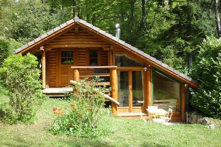 Superbe chalet en rondins, Parc Naturel du Vercors - Saint-Nizier-du-Moucherotte - Chalet
