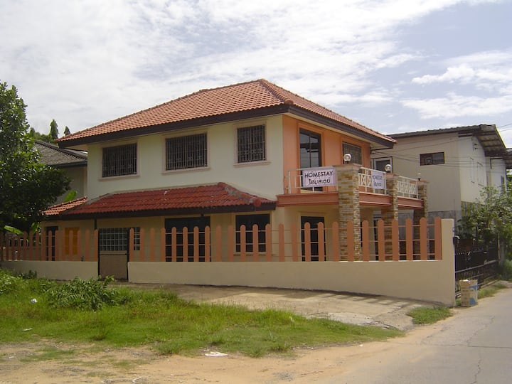 Homestay Ubon Center - room A for rent