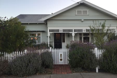 Cozy 2bd, conveniently located - ジーロング (Geelong) - 一軒家