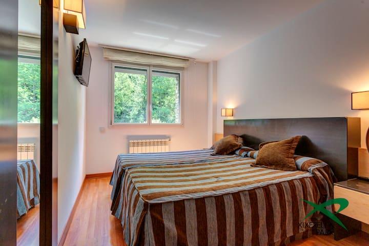 Apartamento standard 2- 4 pax